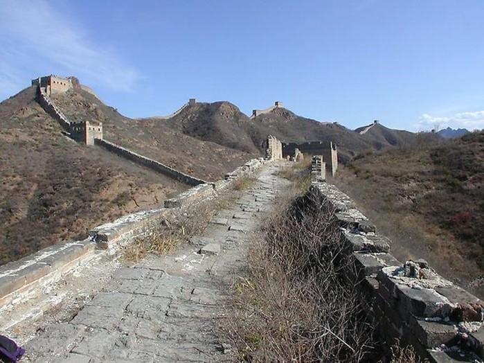 Подборка интересных фактов о Великой китайской стене