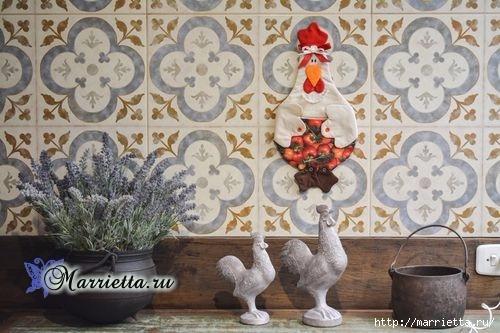 Текстильное панно «Мадам Курочка». Выкройки (2) (500x333, 126Kb)