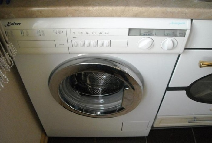 Что означают коды ошибок стиральных машин разных моделей?