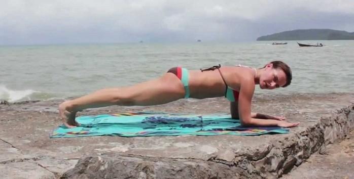 Планка — это плоский живот всего за 60 секунд! Уникальное упражнение