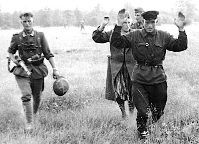 Инструкция офицеру, попавшему в немецкий плен во время войны