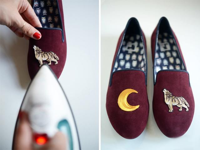 Декор обуви своими руками - Уютка 93