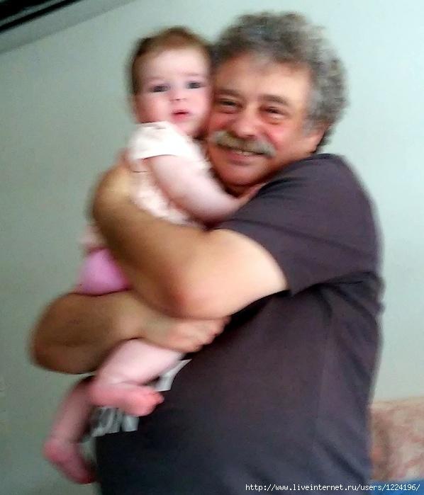 фимочка с внучкой Ариэль (598x700, 205Kb)