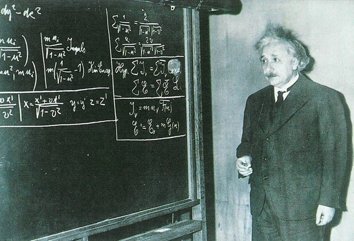 Что такое теория относительности Эйнштейна?