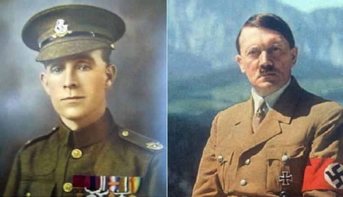 Как британский сержант пощадил Гитлера: роковая случайность, повлиявшая на ход истории