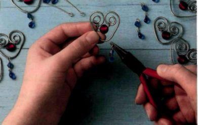 Плетем из проволоки. Как сделать мавританский абажур (17) (391x247, 78Kb)