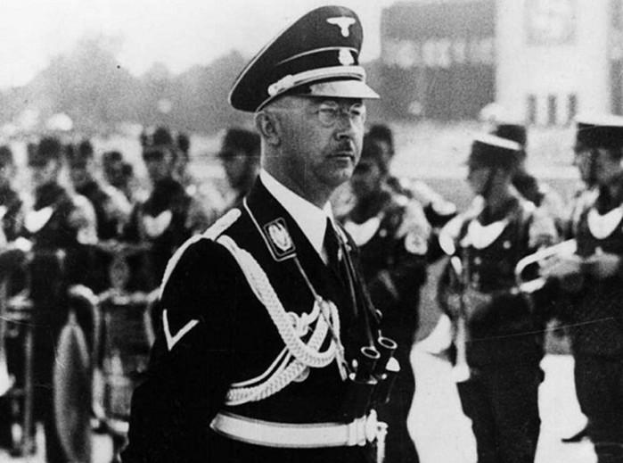 Зачем Генрих Гиммлер создал СС (Schutzstaffel)