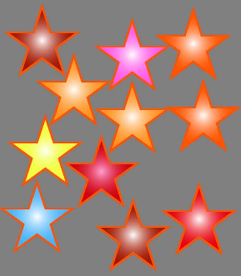 звёзды (489x560, 262Kb)