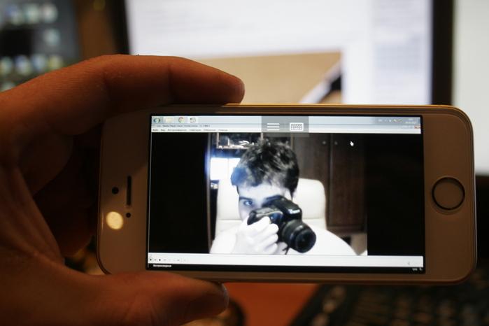 Webcam over RDP (Веб-камера через удалённый рабочий стол)