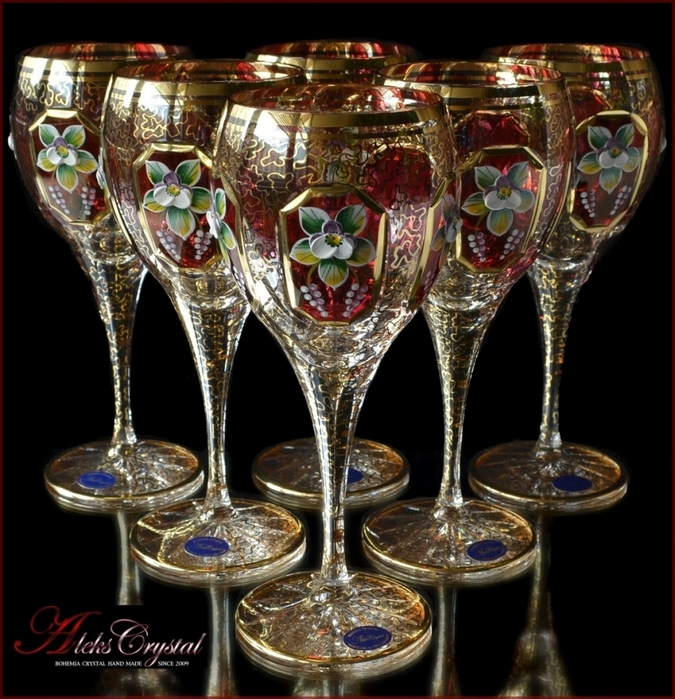 "alt="" Богемские фужеры для вина от Xrustalik.RU.""/3347825_ (675x700, 316Kb)"