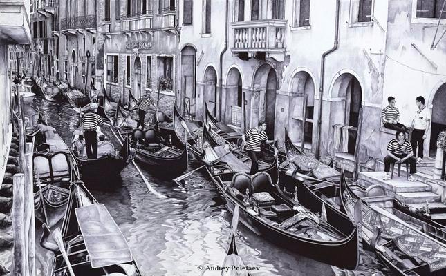5. В венеции (645x400, 256Kb)