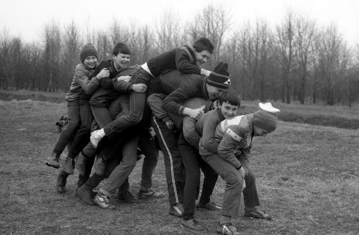 Самые странные игры советских детей