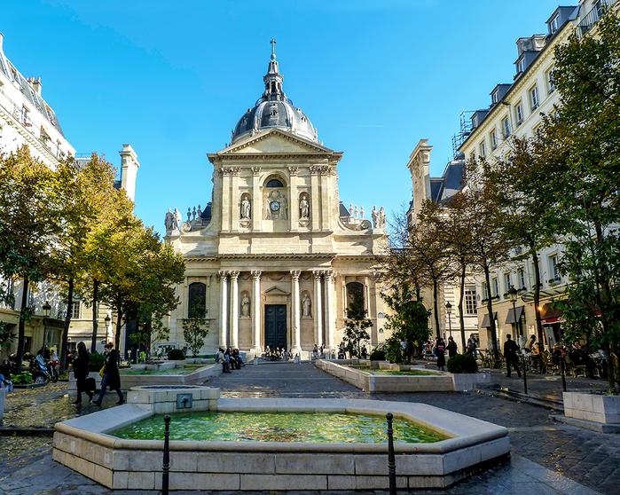 сорбонна париж 2 (700x558, 633Kb)