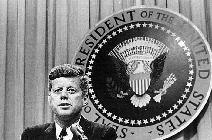 Любимые женщины президента Кеннеди