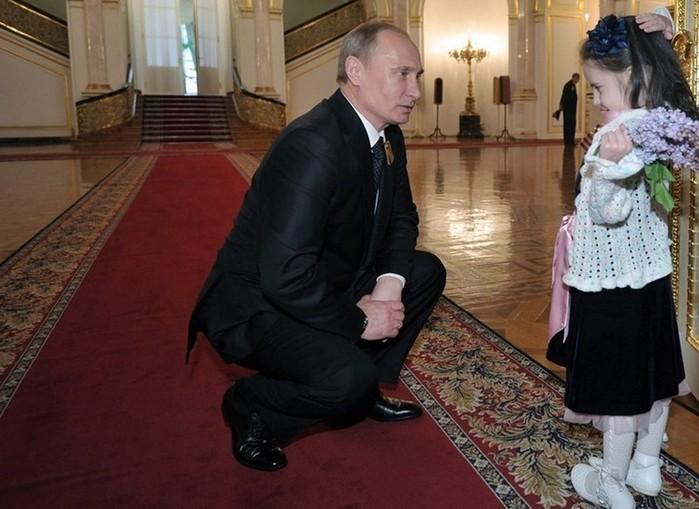 Путин запретил брань ицифры вдетских именах