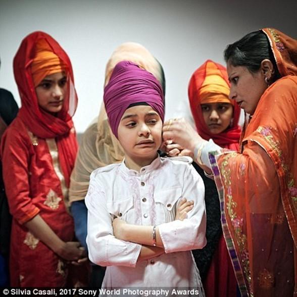 Фотопроект о детях из разных уголков планеты