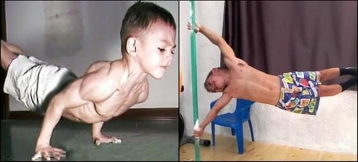 Кто самые сильные дети в мире?
