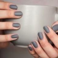 Как сделать матовый маникюр в домашних условиях с помощью гель-лака, шеллака или обычного покрытия