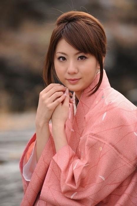 Японская модель Юма Асами: фотографии