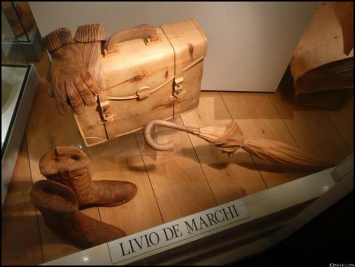 Венецианский мастер Ливио де Марчи и его шедевры из дерева