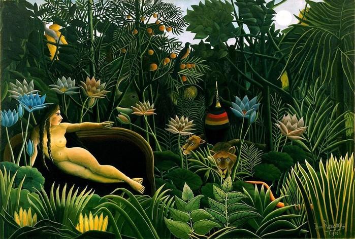 Анри Руссо: факты из жизни самого «наивного» художника