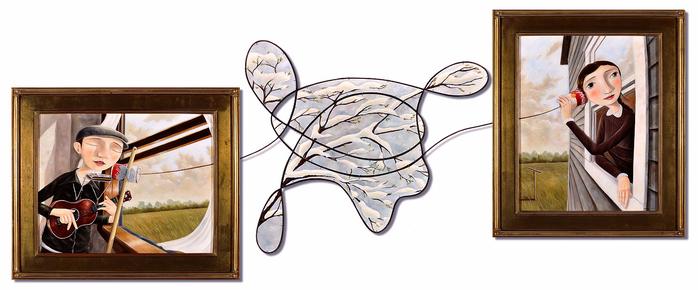 американский художник Lyle Motley (Лайл Мотли)3 (700x290, 202Kb)