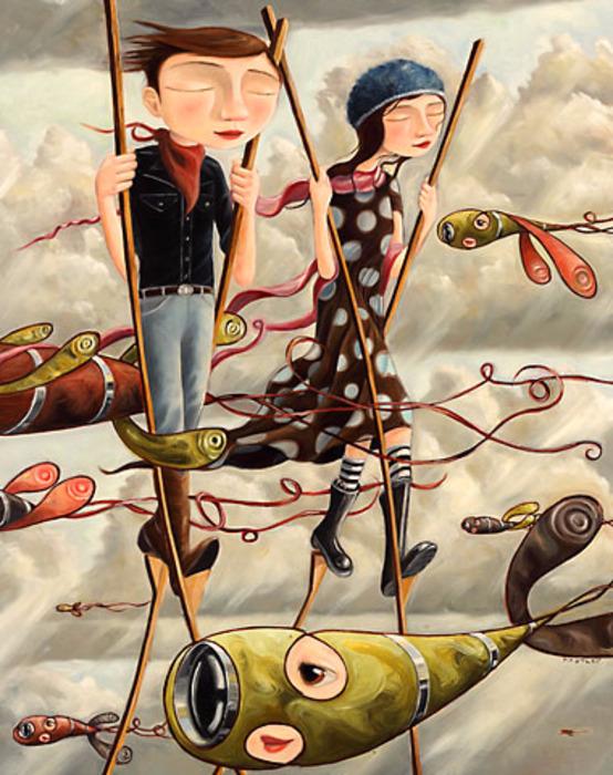американский художник Lyle Motley (Лайл Мотли)10 (554x700, 413Kb)