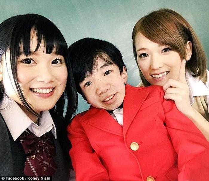 Ролик японская семья порно