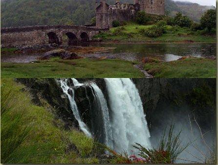 Водопад, Замок и Небо */3071837_04 (446x338, 36Kb)