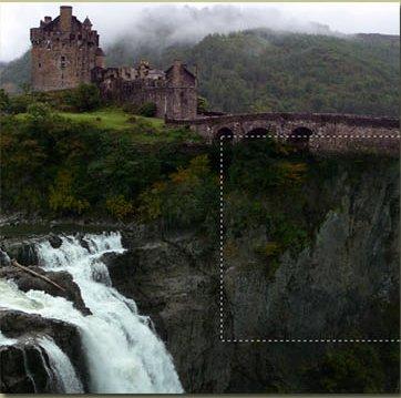 Водопад, Замок и Небо */3071837_10 (362x359, 29Kb)