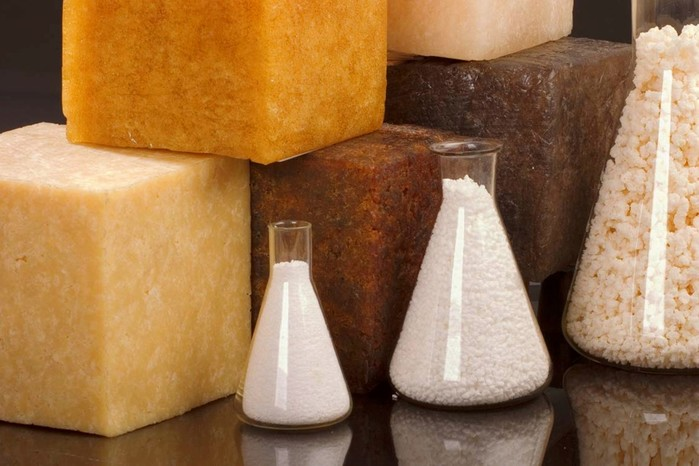 Что такое каучук? Эластичное твердое вещество из латекса