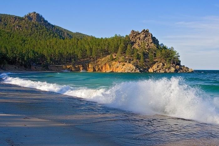 Самые знаменитые пляжи в России