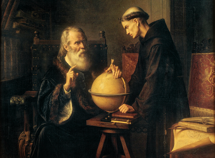 Говорил ли Галилей: «А все таки она вертится»?