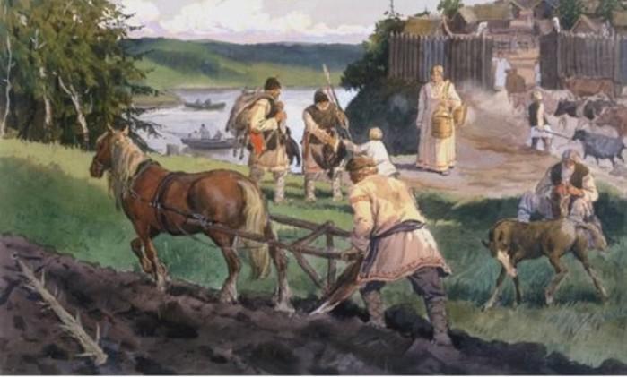 Прямые предки! От кого произошли русские, украинцы и белорусы