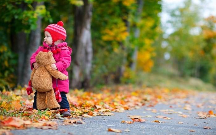 Как избежать осенней простуды у ребенка