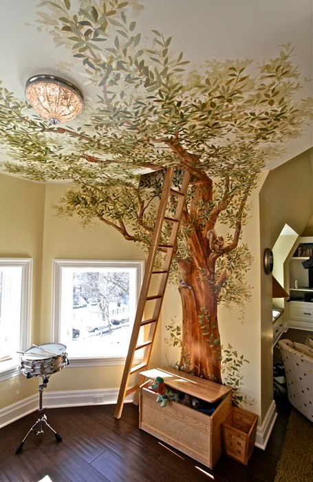 Нескучные идеи для дома и квартиры: интересный дизайн интерьера