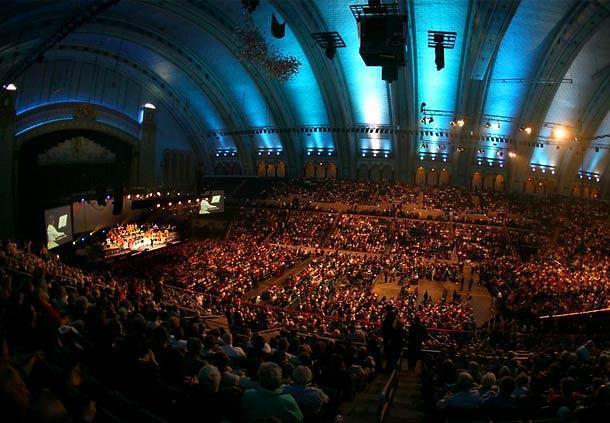 концертный зал бордуок