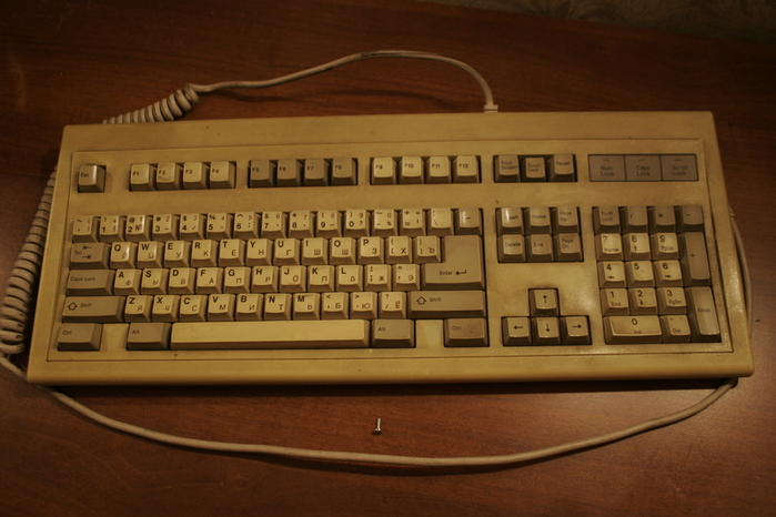 Keyboard Silitek SK-8801B-1A