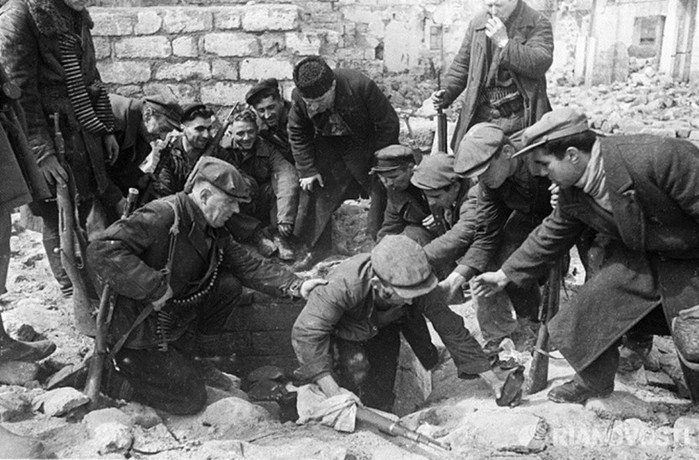 Самые известные «подземные войны» в истории