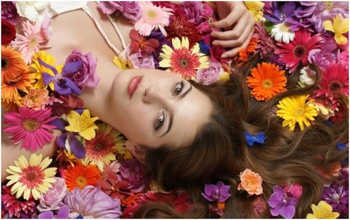 Топ 5 полезных цветов в косметологии