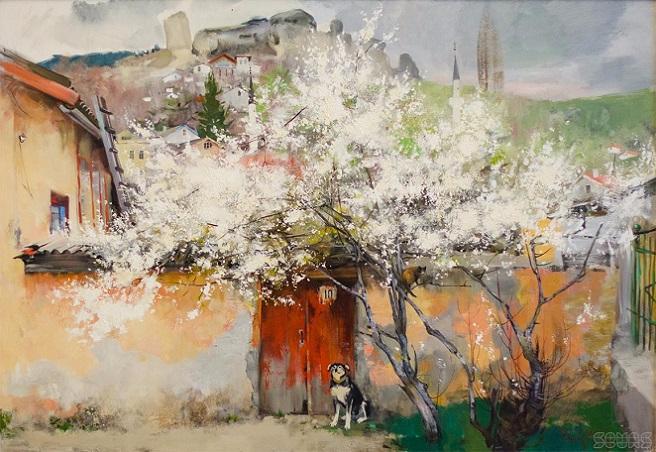 Весна в Бахчисарае (656x452, 362Kb)