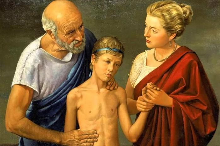 Легендарный греческий врач Гиппократ   отец медицины?