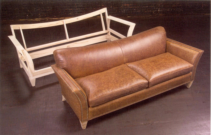 Подлокотники для диванов как сделать