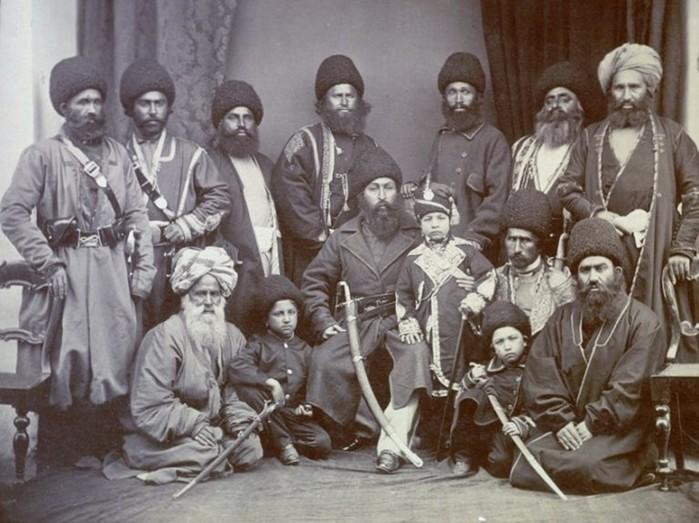 Законы чести народа пуштунов