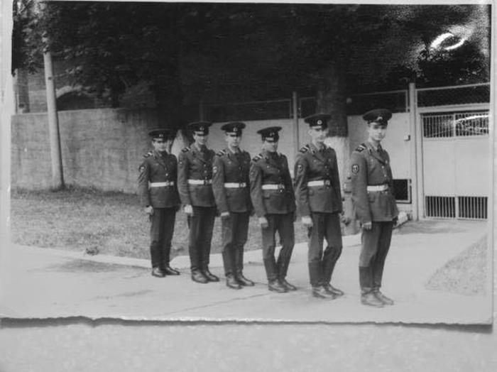 В каких подразделениях Советской армии не было дедовщины