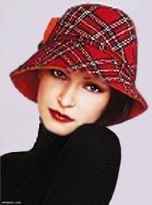 Шьем элегантную шляпку