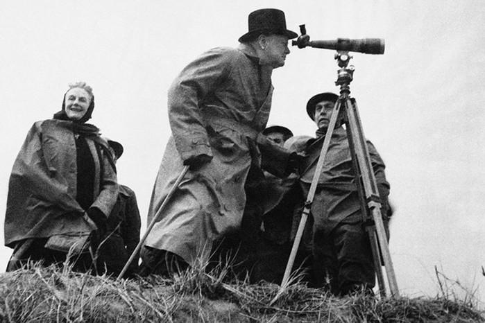 Статья Уинстона Черчилля об инопланетянах
