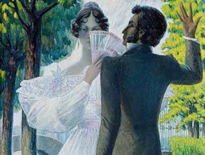 Какие были отношения между Александром Пушкиным и Анной Керн?