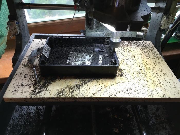 Доработка пластиковых корпусов