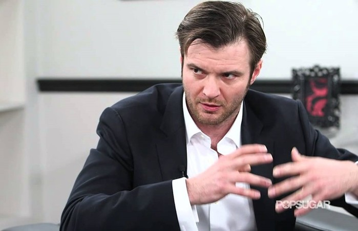 Костя Ронин, русский актер из «Американцев»